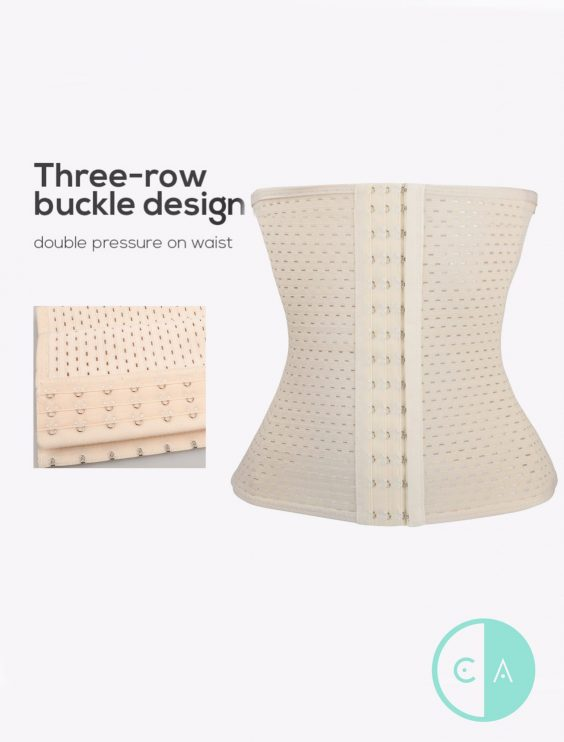 The Everyday Waist Trainer – nude